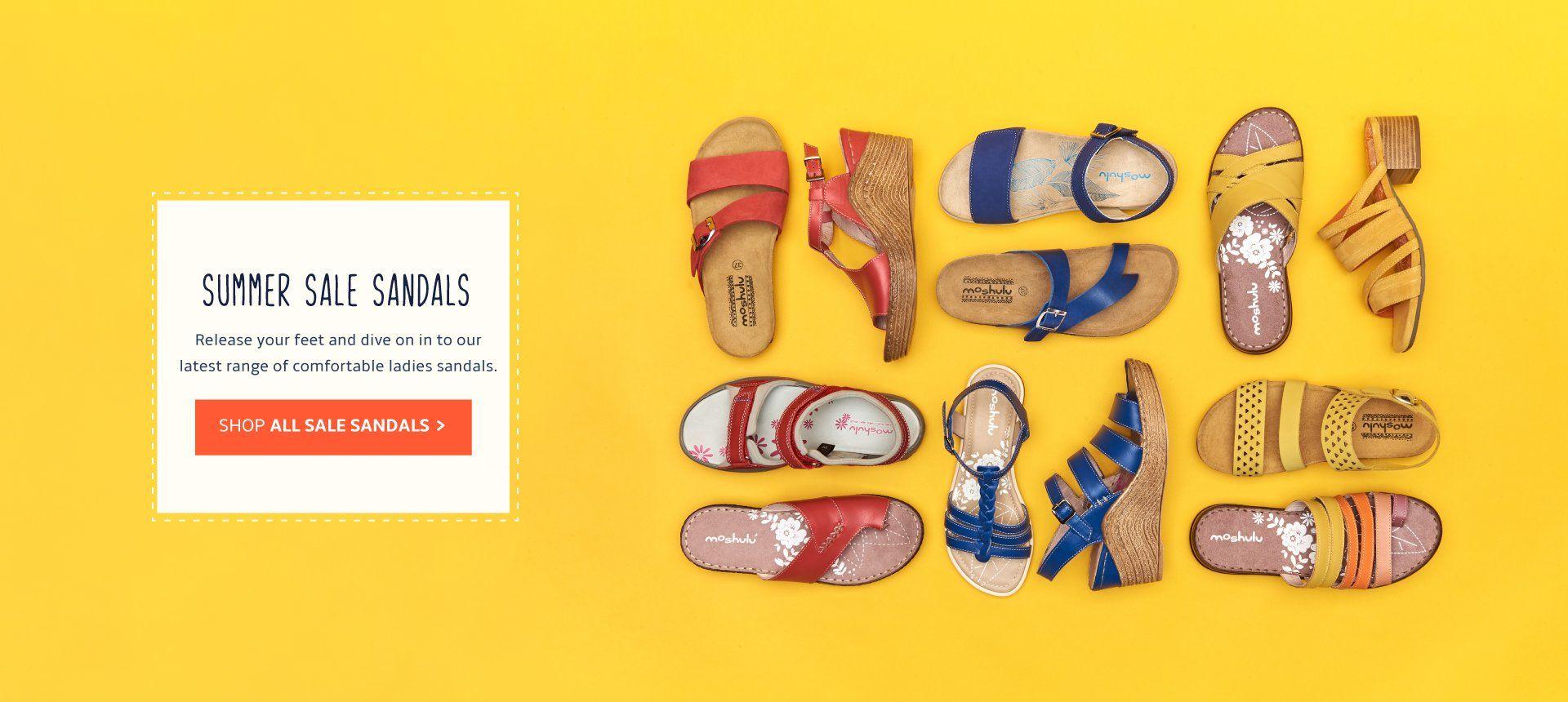 Summer Sale Sandals