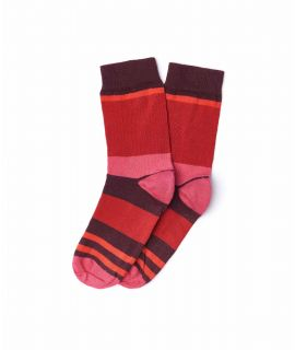MALTED MILK Vibrant cotton socks