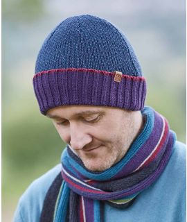 BUTE HAT Men's knitted hat