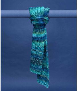 ELURRA SCARF Chunky knit scarf