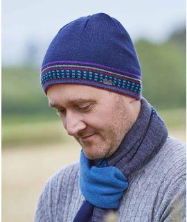ARETE HAT Men's fine knit hat