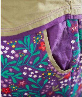 CHILL 2 Cotton patterned pyjama bottoms