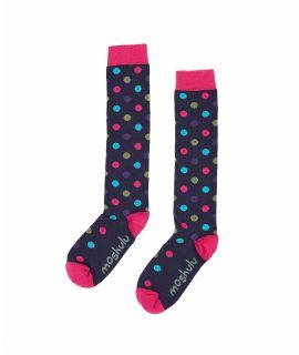 MINI MUFFIN Ladies long socks