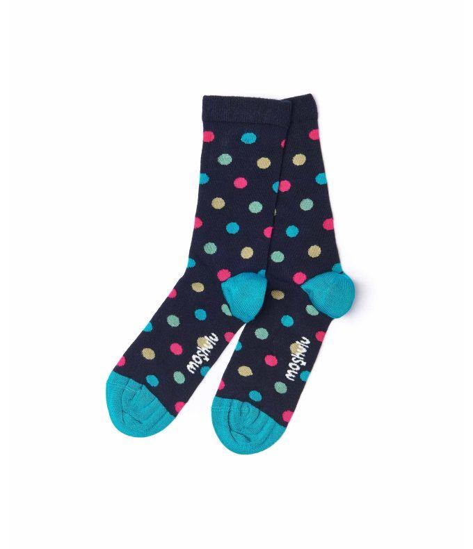 TURKISH DELIGHT Ladies dotty bamboo socks