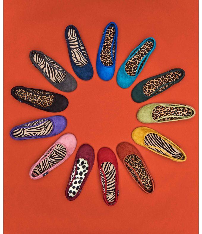 ballerina slippers | Moshulu slippers