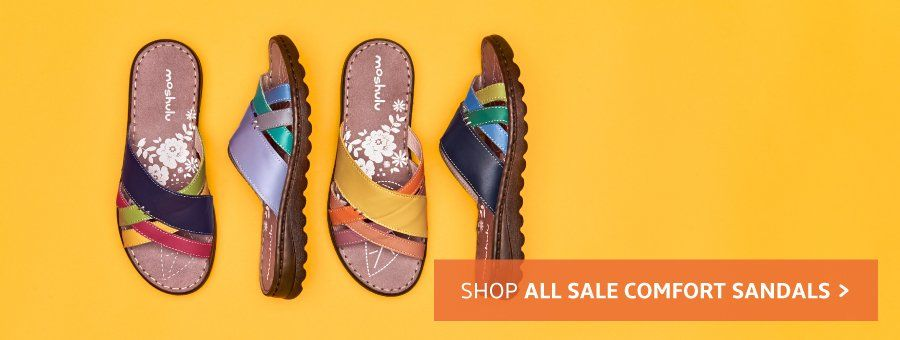 Sale Comfort Sandals