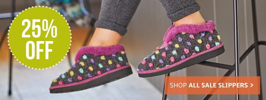 Shop Sale Slippers