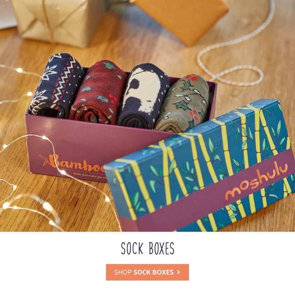 Sock Boxes